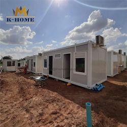 Alojamiento Prefabricado de bajo costo Campamento de Trabajo de Contenedores para Sitio Minero
