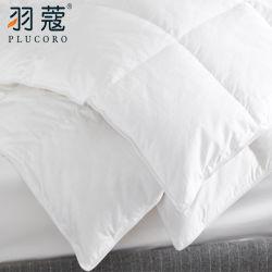 Hotel interno della rappezzatura dell'assestamento del coperchio del Comforter del micro Duvet bianco stabilito della fibra