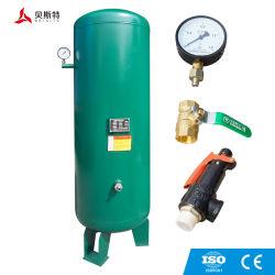 أفضل سعر ضواغط الهواء المضغوط العمودي لخزان الهواء الصناعي خزان جهاز استقبال هواء تخزين سعة 300 لتر