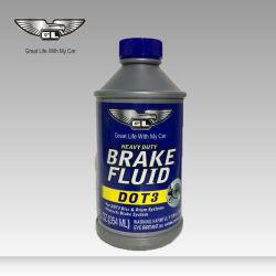 La norma internacional calidad 350ml de aceite de frenos DOT 3 de automoción