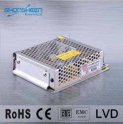Tensões constante-60-12Meanwell V 24V 110V/220V 60W 12V 12A 5A Comutação AC-DC saída de fonte de alimentação
