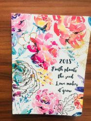 紙表紙の方法デザイン月例カレンダの立案者