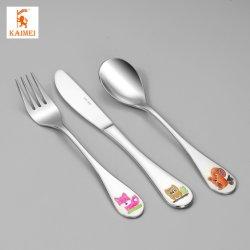 Juego de niños 18/10/cuchara tenedor y cuchillo (1708)