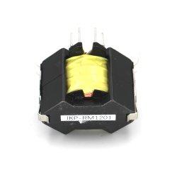 تصميم مخصص RM14 عمودي 6+6 Pins محول نبض مع PC40/44/95 القلب المغناطيسي