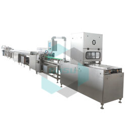 Ce chocolat confiserie Gusu Making Machine (QJJ275)