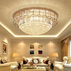 La decoración del hogar de cristal de lujo de la luz de techo LED Zf-Cl-001