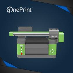 Oneprint LED UV-600 A1 Petite imprimante UV à plat pour bois métal verre acrylique
