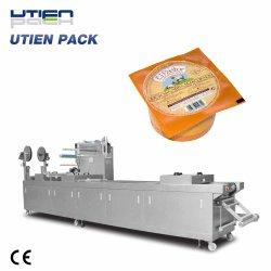Автоматическая Горячее формование вакуумных упаковочных машин для сыра (DZL)