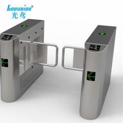 Acesso controlado por passagem de elevador eléctrico de segurança automática portão de barreira de Giro