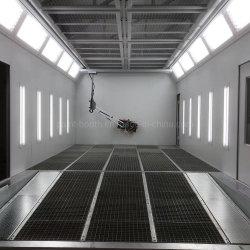 certificat CE courant descendant à haute efficacité Auto salle de peinture pour les automobiles