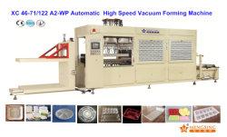 Mengxingの機械(XC46-71/122A2-WP)を形作る高速お弁当箱の真空