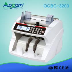 Vorderes LadenOcbc-3200 bill-Bargeld-Banknote-Kostenzähler