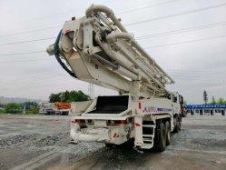 2009 Zoomlion 49m utilisés Pompe à béton chariot