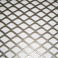 Kleines Aluminiumloch erweiterte Metallineinander greifen/erweiterte Metalllatte