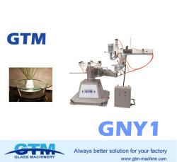 Gny1&intérieurs en verre forme extérieure de la machine de chant