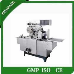Film Cellophane Overwrapping Machine automatique