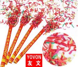 Hochzeit und Festival aluminisierten Papierumlauf-Farben-Mischungs-ParteiConfetti