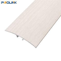Les garnitures de plancher de bois stratifié aluminium finition du grain de seuil de porte