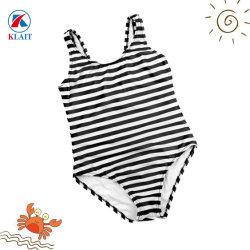 Baby-Kinder Striped Kleidungs-Großhandelsbikiniswim-Abnützung