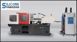 /Horizontal-direkter Druck-flüssiger Silikon-Gummi der Silikon-Gummi-Maschine/der Silikon-Maschine (LSR medizinischer Ballon, der Maschine herstellt)