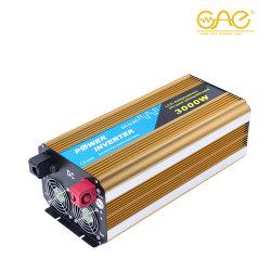 Intelligenter Energien-Inverter 12V 24V 48V des Auto-3000W Gleichstrom zu 220V 120V für die Telefon-Aufladung