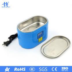 Нержавеющая сталь 30W/60 Вт 750мл мини-электрический ультразвукового очистителя