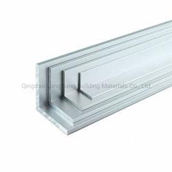 Alliage en aluminium extrudé anodisé 6061 L-angles fournisseur