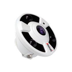 4K 8.0MP Tvi hohe Definition IR 360 Grad Fisheye Objektiv für CCTV-Kamera