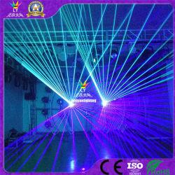 Ce RoHS SD de 25W láser verde Club de la animación