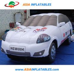 Publicidad inflables inflables de producto/coche publicidad