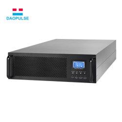 LCD表示N+1の冗長性の分路の並列接続との高周波オンラインUPSのパワー系統のモジュラーラックマウントUPS 6kVA UPSバックアップ力