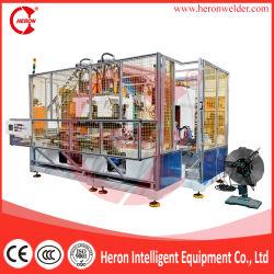 Automatic 6000j soudeur décharge de condensateur pour soudure en acier Stainle Strip
