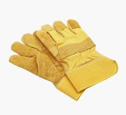 Schweißhandschuh-Baumwollsicherheits-Handschuh für Arbeitskraft-Baumwolle gestrickten Handschuh