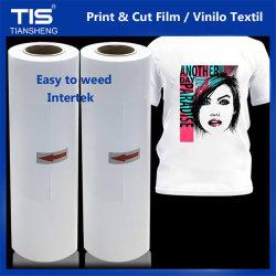 L'impression numérique de conception d'artisanat parfait HTV PU Film imprimable Vinilo Textil le transfert de chaleur pour Tshirt de vinyle