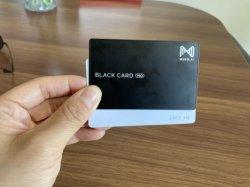 شعار مخصص لون كامل بطاقة البلاستيك Smart PVC Metal Business بطاقات