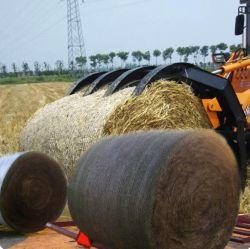 L'agricoltura ha usato la nuova rete dell'involucro della balla dell'HDPE di 100%