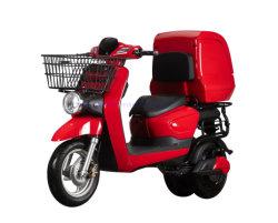 Schnelle Geschwindigkeit längere Reichweite Elektroroller Motorrad für Lebensmittel-Lieferung Fahrer