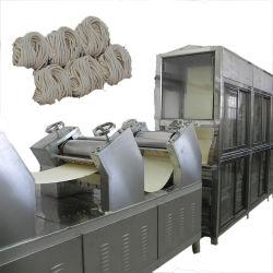 جهاز طهو بخاري بالشعرية بالشعرية المتعددة الطبقات وآلة طهو بالبخار وآلة طهو الأرز خط آلة صنع النودلز الطازجة التلقائية