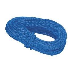 Capítulo 3 PP polipropileno Plástico trenzado de cuerda de la pesca agrícola