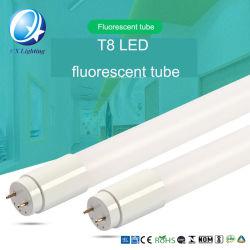 Remplacer fluorescente 2FT/3FT/4FT/5FT/6FT/8FT T8 Tube LED avec batterie de secours