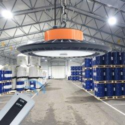 Индикатор высокой Bay 120-130UFO lm/Вт лампа отрасли IP65 150 Вт Светодиодные лампы Hibay