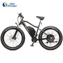 60V 1000W 2000W リチウムバッテリ式スノー電気バイク自転車