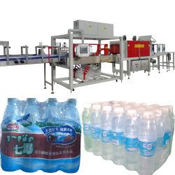 Preencha o Aqua Água Mineral da linha de produção de máquinas de enchimento de garrafas máquina de embalagem
