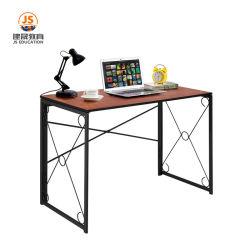 새로운 디자인 홈 사용 Foldable 사무실 MDF 완료 접의자 컴퓨터 책상