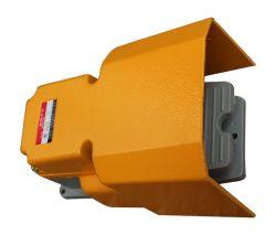 Fs resistente al agua solo el interruptor de pedal interruptor de pedal Reforzado Top-Protective