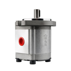 Mini bomba de alta presión Hgp1a2HGP Hgp3una bomba de engranaje hidráulica
