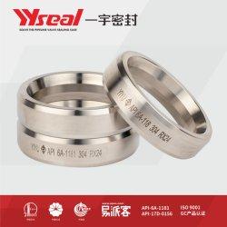 Brida de tubo de Rx válvulas de la junta