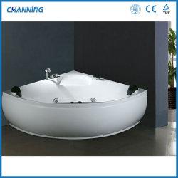 [شنّينغ] غرفة حمّام ركن [جكزّي] مغطس دوامة حمام رسالة أكريليكيّ [هوت تثب] ([قت246])