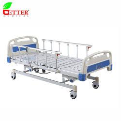 Una base paziente elettrica di 3 funzioni/letto di ospedale/base medica/letto di ospedale della scheda base di Bed/ICU/della testa e piede elettrici del Fowler Bed/ABS con il motore di Moteck