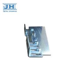 금속 아연 도금을%s 가진 장착 브래킷을 각인하는 강철 엘리베이터 부류
